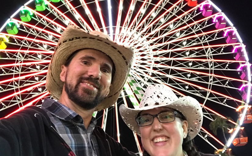 We Rode North America's Largest Mobile FerrisWheel