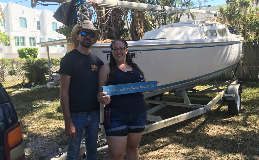 We Bought ASailboat