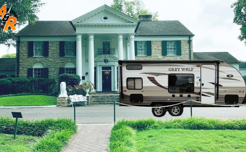 Graceland Tour and Memphis, TN – RV Road Trip – Part2
